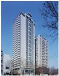 黄陵矿业集团北郊基地综合楼、住宅楼工程