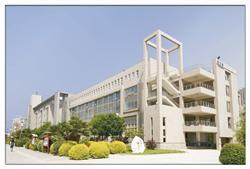 西北工业学院北郊基地教学楼工程