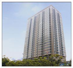 张家堡高层住宅楼工程