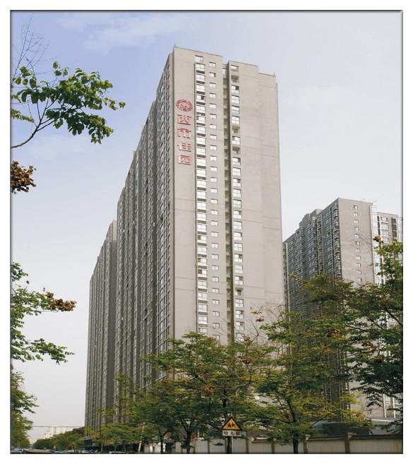 大唐西市一期A区I标段住宅楼万博max电脑网页版登录入口