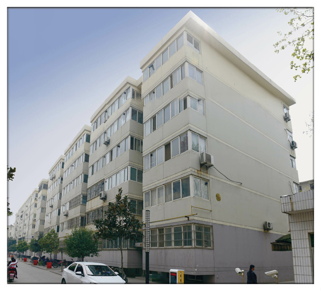 陕西第一毛纺织厂16、17号住宅楼万博max电脑网页版登录入口
