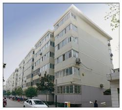 陕西第一毛纺织厂16、17号住宅楼工程