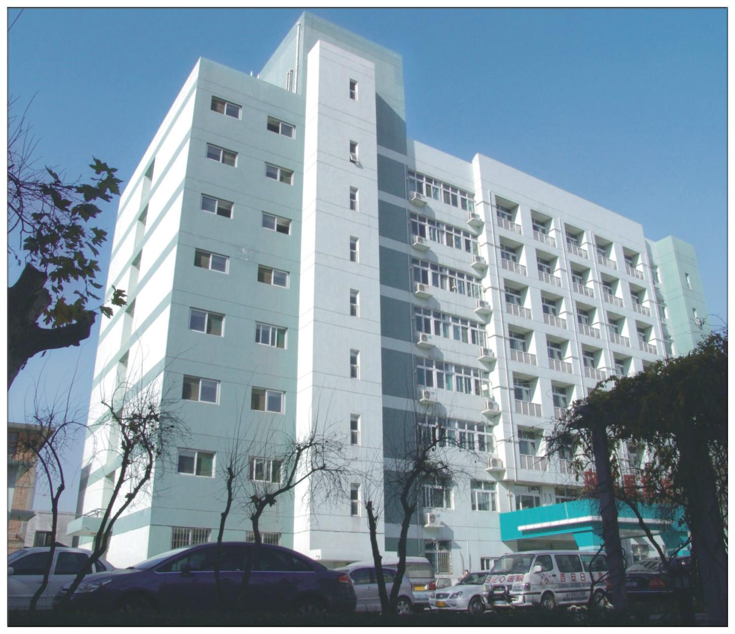 兵器工业部521医院医技楼万博max电脑网页版登录入口