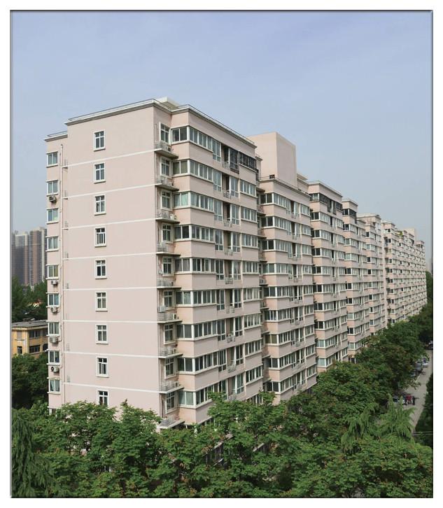西北工业大学南村4号住宅楼万博max电脑网页版登录入口
