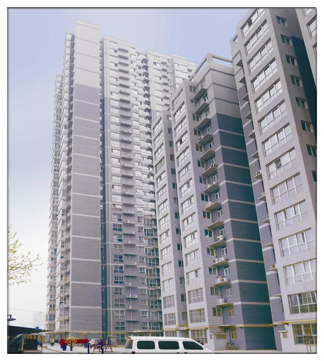 中国人民解放军第3507厂高层住宅楼万博max电脑网页版登录入口